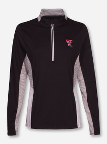 "Antigua Texas Tech Red Raiders ""Karma"" 1/4 Zip Pullover"