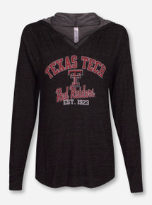 Blue 84 Texas Tech Red Raiders Premium Terry Hoodie
