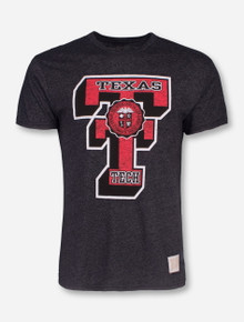Retro Brand Texas Tech Red Raiders Yearbook T-Shirt