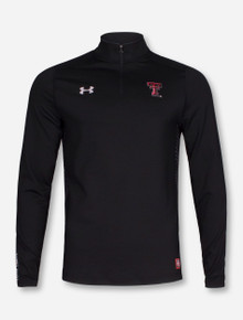 Under Armour Texas Tech Red Raiders 2017 Sideline Reactor 1/4 Zip Pullover