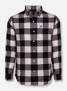 "Texas Tech Red Raiders ""Upslope"" Flannel Button Up Shirt"