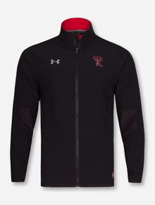 """Under Armour Texas Tech Red Raiders """"Sideline Charger"""" Warm Up Jacket"""