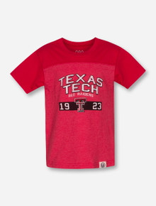 "Wes & Willy Texas Tech Red Raiders ""Yoke"" TODDLER T-Shirt"