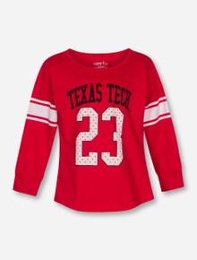 "Garb Texas Tech Red Raiders ""Tiffani"" TODDLER Long Sleeve"