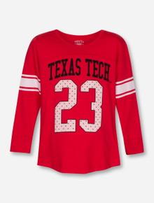 "Garb Texas Tech Red Raiders ""Tiffani"" YOUTH Long Sleeve"