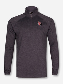 "Under Armour 2017 Texas Tech Red Raiders ""In the Grasp"" Quarter Zip Pullover"
