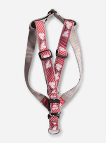 Texas Tech Red Raiders Striped Double T Pet Harness