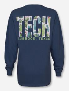 Texas Tech Red Raiders Succulents Lubbock, TX TECH Long Sleeve Shirt