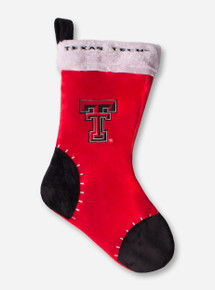 Texas Tech Red Raiders Double T Christmas Stocking