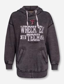 """Pressbox Texas Tech Red Raiders """"Poncho Hood"""" Hoodie"""