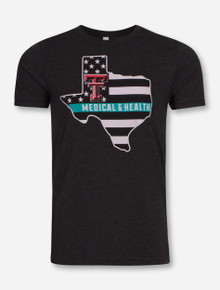 Texas Tech Red Raiders Medical & Health Pride T-Shirt