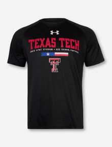 "Under Armour 2017 Texas Tech Red Raiders ""Flagship"" T-Shirt"