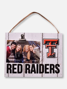 Texas Tech Red Raiders Double T Photo Clip Frame