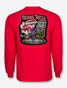 Texas Tech Red Raiders vs TCU Red-Out Gameday Long Sleeve