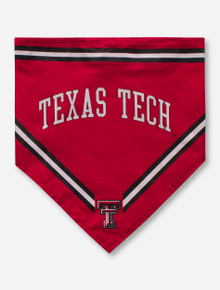 Texas Tech Red Raiders Pets First Red Bandana