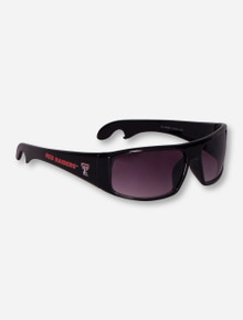 "Texas Tech Red Raiders ""Sport"" Bottle Opener Sunglasses"