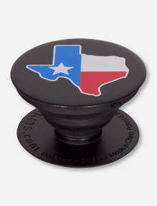 Texas Tech Red Raiders Pride Pop Socket Grip Stand