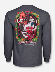Texas Tech Red Raiders Carol of the Lights Celebration 2017 Long Sleeve