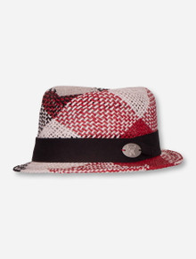 Texas Tech Red Raiders Woven Fedora