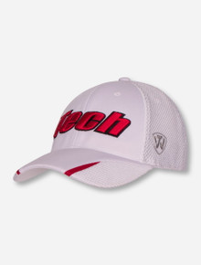 Top of the World Texas Tech Red Raiders TECH Memory Fit Cap