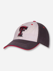 Texas Tech Red Raiders Double T Colorblock Cap