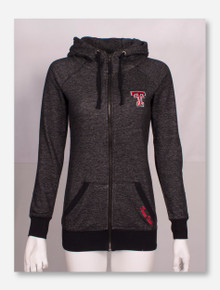 Arena Texas Tech Red Raiders Full Zip Hoodie