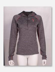 Arena Texas Tech Red Raiders Lightweight Quarter Zip Hoodie