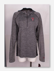 Arena Texas Tech Red Raiders Quarter Zip Hoodie