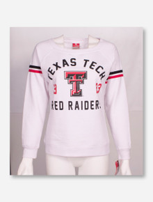 Arena Texas Tech Red Raiders Boatneck Sweatshirt