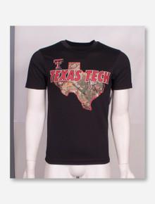 Arena Texas Tech Red Raiders Camo Silhouette T-Shirt