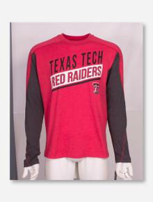 Texas Tech Red Raiders Slanted Long Sleeve