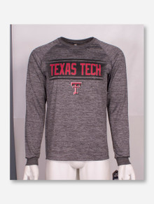 Arena Texas Tech Red Raiders Bars Long Sleeve