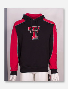 Arena Texas Tech Red Raiders Double T Color Block Hoodie