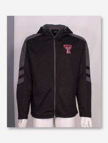 Arena Texas Tech Red Raiders Interlaced Full Zip Hoodie