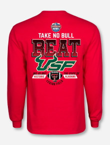 "Texas Tech Red Raiders vs. USF Birmingham Bowl ""Wreck 'Em Gameday"" Long Sleeve"