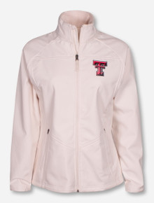 Ouray Texas Tech Red Raiders Double T Full Zip Softshell Jacket