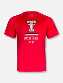 "Under Armour 2017 Texas Tech Red Raiders ""Dominate"" T-Shirt"