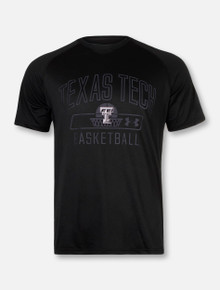 Under Armour Texas Tech Red Raiders Basketball Classic T-Shirt