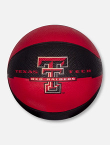 Texas Tech Red Raiders Red and Black Kids Basketball