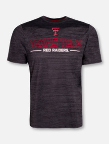 "Arena Texas Tech Red Raiders ""The Line Up"" T-Shirt"
