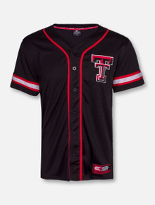 Arena Texas Tech Red Raiders Play Ball Baseball Jersey