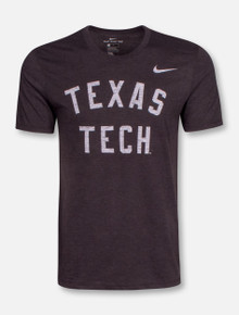 Nike Texas Tech Stacked Texas Tech T-Shirt