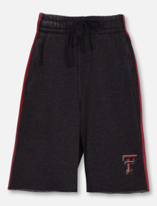 "Arena Texas Tech Red Raiders ""The Majors"" YOUTH Fleece Gym Shorts"