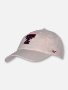 47 Brand Texas Tech Red Raiders Double T Adjustable Cap