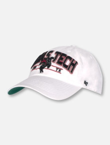47 Brand Texas Tech Red Raiders Masked Rider Snapback