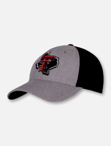 "Top of the World Texas Tech Red Raiders ""Fabooia"" Stretch Fit Cap"