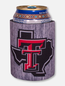 Texas Tech Red Raiders Lone Star Pride Can Koozie
