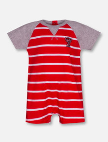 Garb Texas Tech Red Raiders INFANT Reign Romper