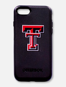 Outterbox Texas Tech Red Raiders Double T on Black Cell Phone Case