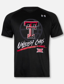 Under Armour Texas Tech Red Raider 2018 Big 12 Tournament Travel T-Shirt